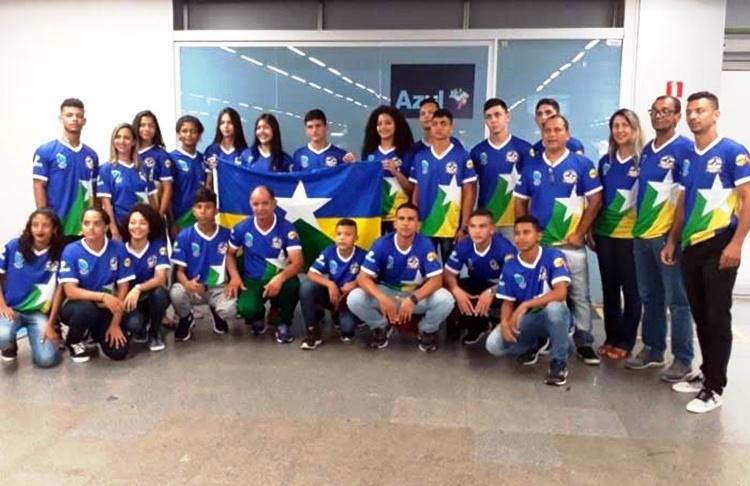 Estado de Rondônia participa do maior evento de artes marciais do Brasil