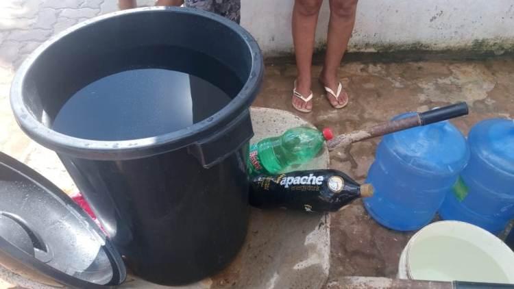 Jaru: Moradores do residencial Jardim Europa sofrem com a falta de água; CAERD explica