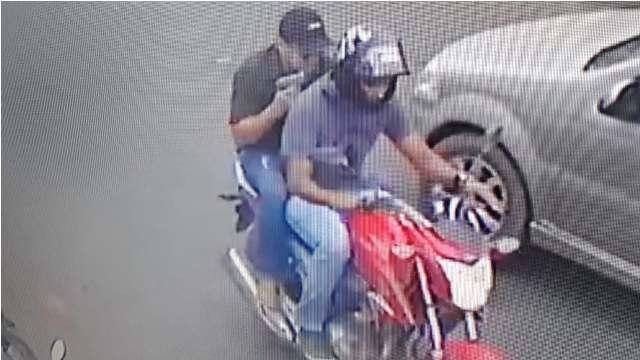 Atualizada – Ladrões em motocicleta roubam 60 mil reais no centro da cidade de Jaru