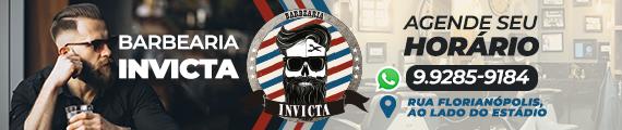 Barbearia Invicta