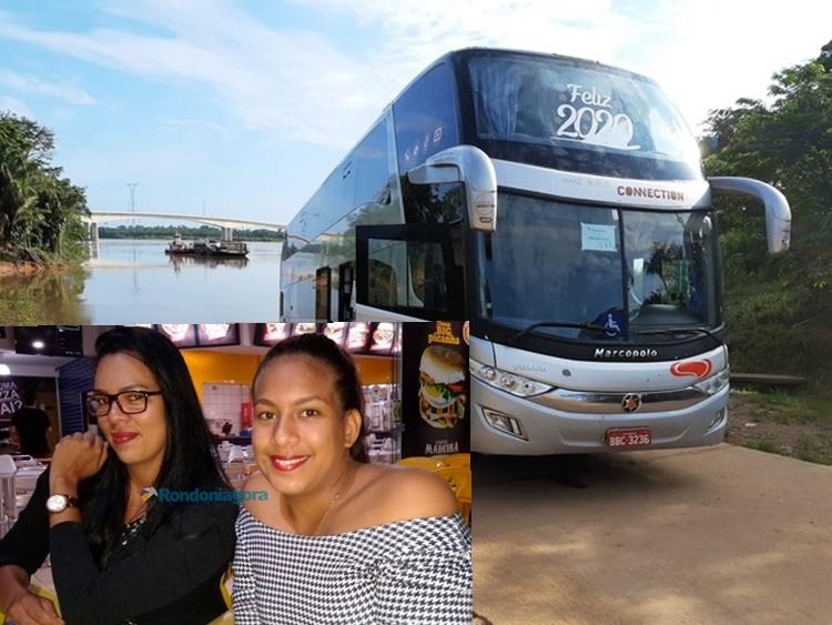 Identificadas as duas vítimas do acidente com ônibus na BR-364