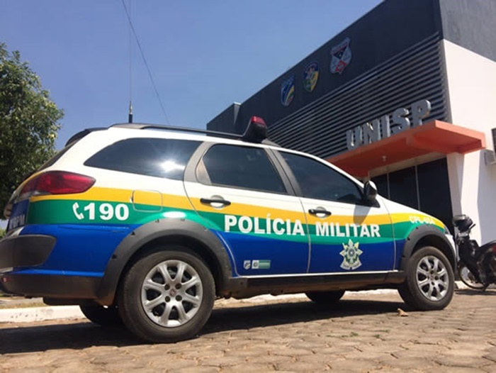 Polícia Militar prende suspeito de tentativa de homicídio no Setor-04 em Jaru