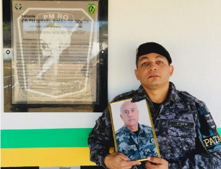 PM que trabalhou em JARU, segue trajetória do pai, Oficial da PM de Rondônia