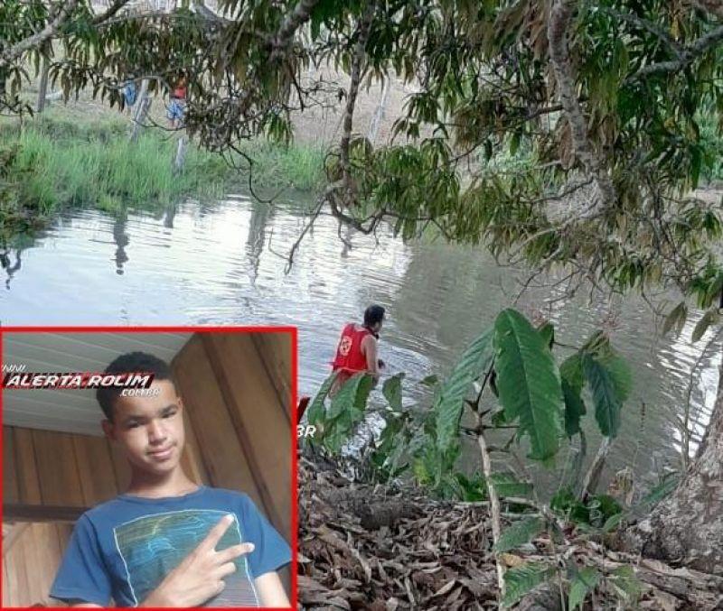 Adolescente de 16 anos morre afogado em represa na zona rural de Rondônia – VÍDEO