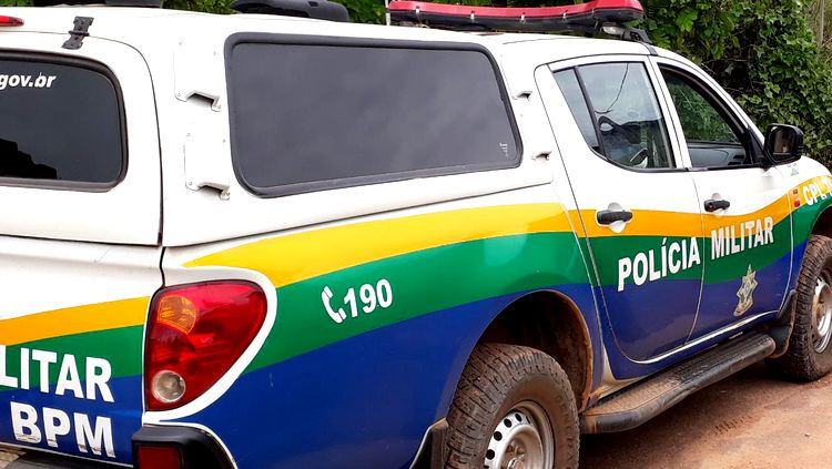 JARU: Homem em Astra preto rouba sitiante na BR-364 e foge sentido a Ouro Preto do Oeste
