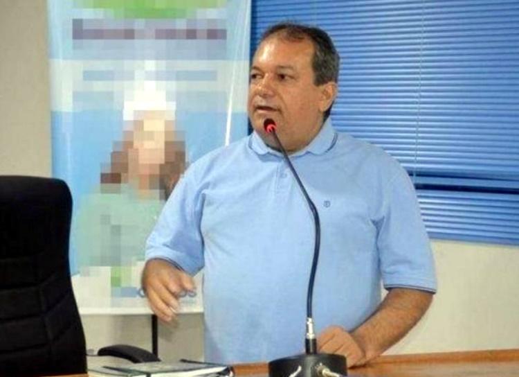 Amauri registra pré-candidatura no Tribunal Superior Eleitoral