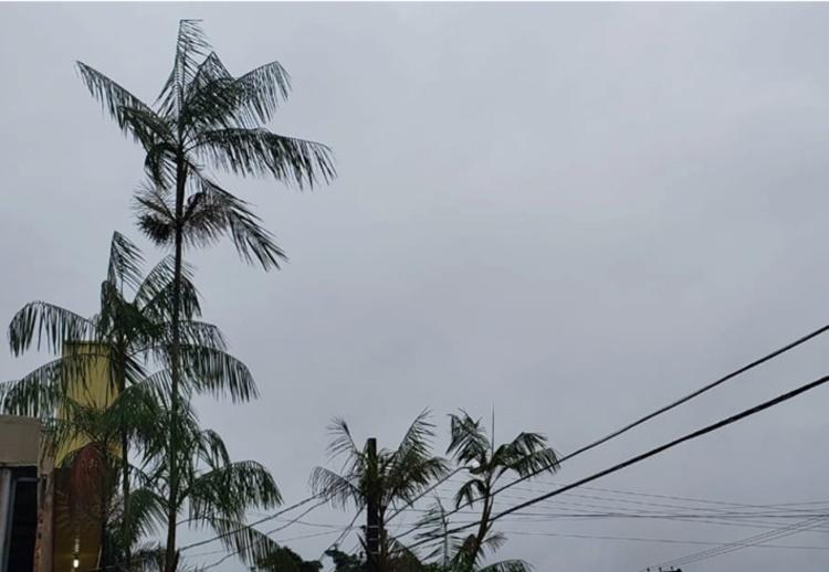 Friagem de forte intensidade chega ao Estado nesta quinta-feira, diz Sipam