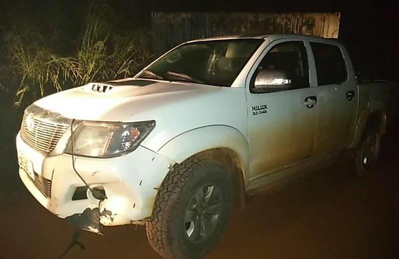 Ações da Polícia Militar evitam furto de veículo e recupera camionete roubada