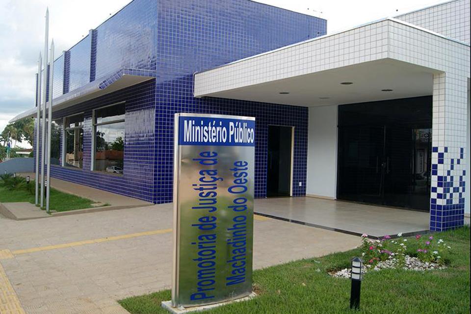 MP recomenda a município de Machadinho do Oeste transparência na fila do SUS