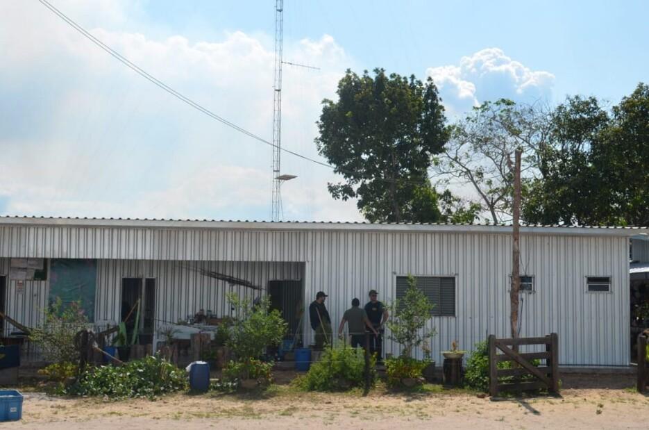 Vídeo: Bando armado invade fazenda e mata 5 pessoas em região de conflito agrário